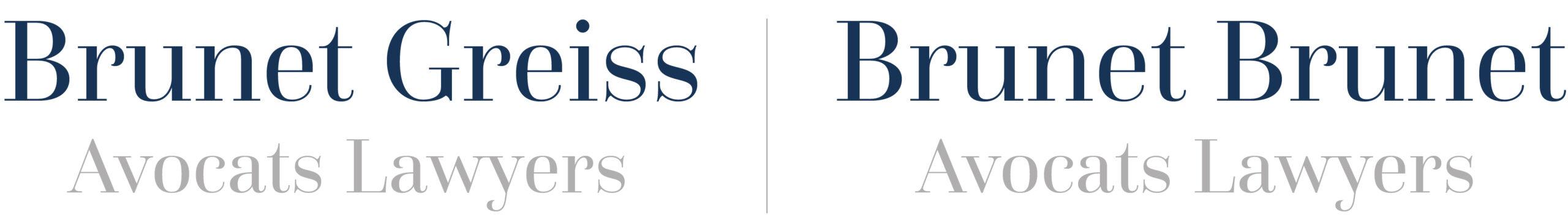 Brunet Greiss Logo
